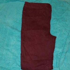 Super stretch American Eagle jeggings